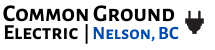 Common Ground Electric | Nelson Electrician